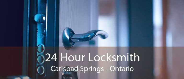 24 Hour Locksmith Carlsbad Springs - Ontario