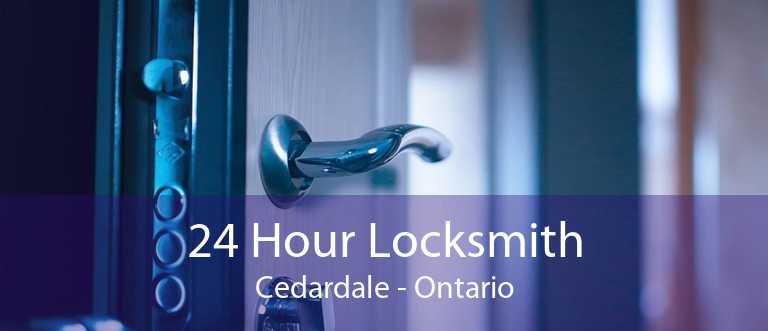 24 Hour Locksmith Cedardale - Ontario