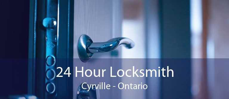 24 Hour Locksmith Cyrville - Ontario