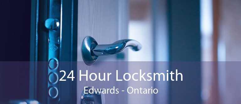 24 Hour Locksmith Edwards - Ontario