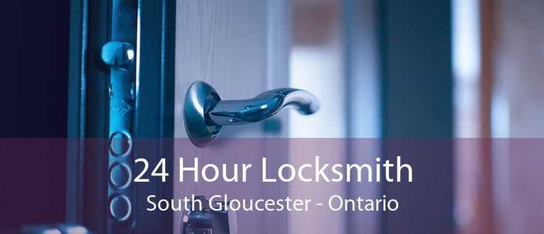24 Hour Locksmith South Gloucester - Ontario