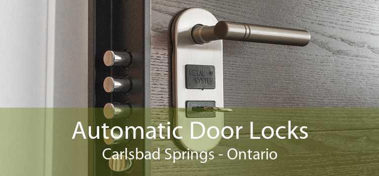 Automatic Door Locks Carlsbad Springs - Ontario
