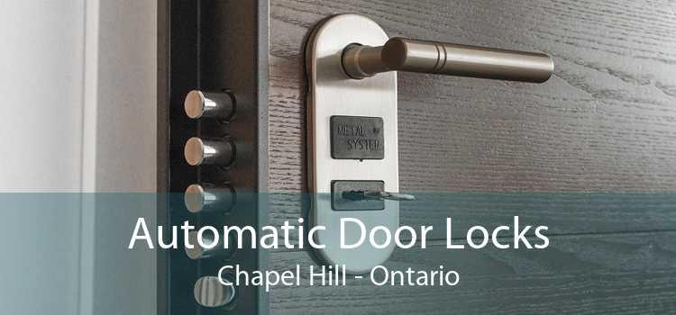 Automatic Door Locks Chapel Hill - Ontario