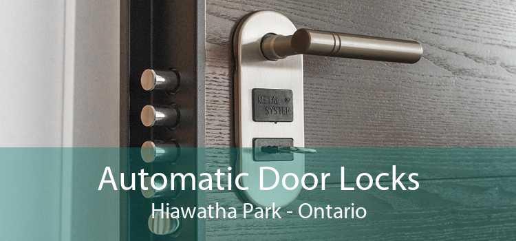 Automatic Door Locks Hiawatha Park - Ontario