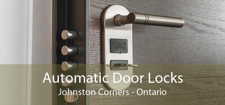 Automatic Door Locks Johnston Corners - Ontario