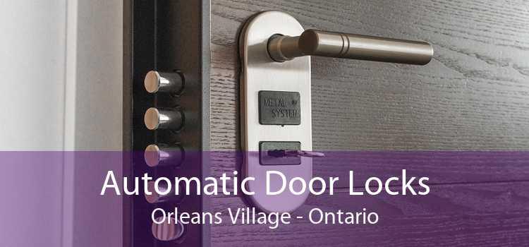 Automatic Door Locks Orleans Village - Ontario
