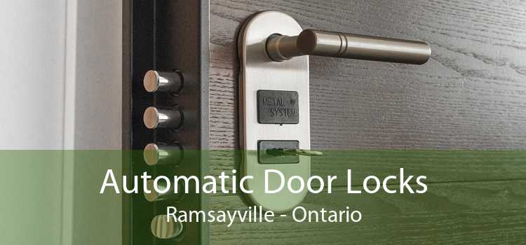 Automatic Door Locks Ramsayville - Ontario