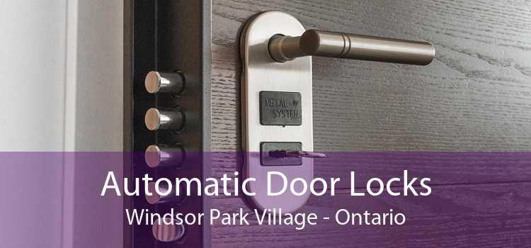 Automatic Door Locks Windsor Park Village - Ontario