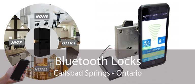 Bluetooth Locks Carlsbad Springs - Ontario
