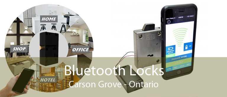 Bluetooth Locks Carson Grove - Ontario