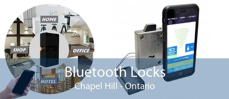 Bluetooth Locks Chapel Hill - Ontario