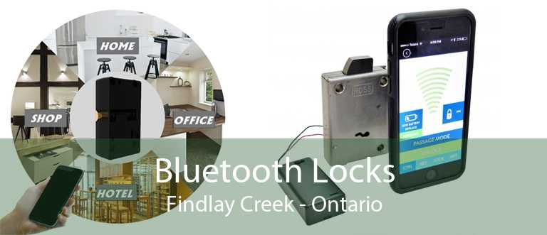 Bluetooth Locks Findlay Creek - Ontario