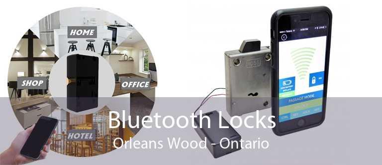 Bluetooth Locks Orleans Wood - Ontario