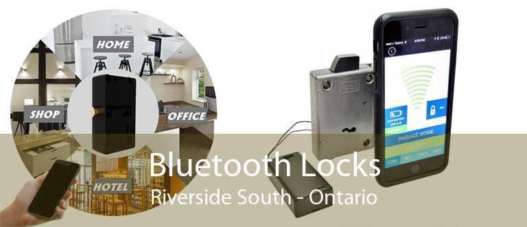 Bluetooth Locks Riverside South - Ontario