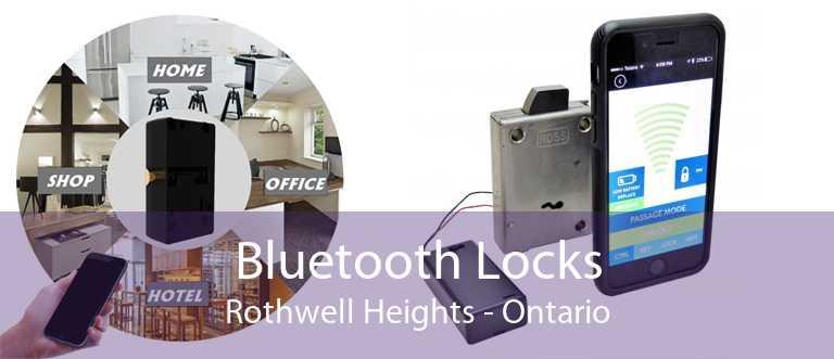 Bluetooth Locks Rothwell Heights - Ontario