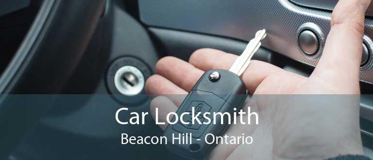Car Locksmith Beacon Hill - Ontario