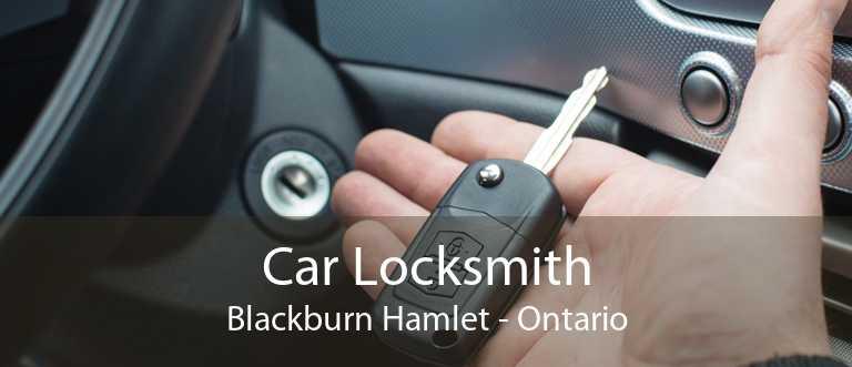 Car Locksmith Blackburn Hamlet - Ontario