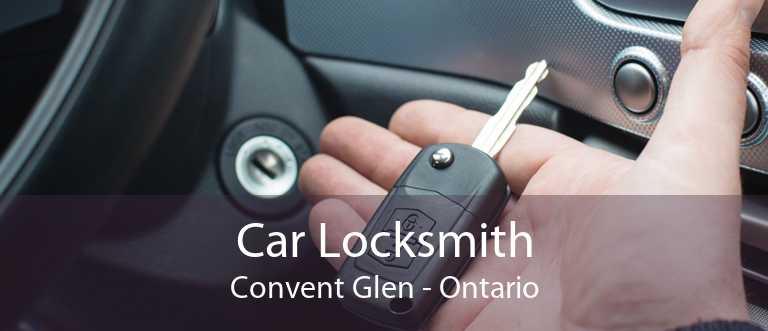Car Locksmith Convent Glen - Ontario