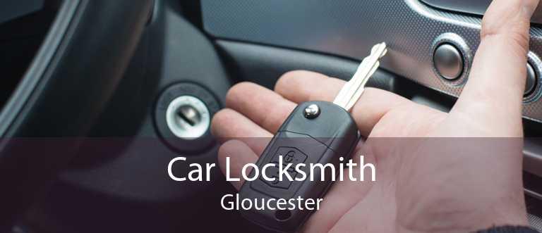Car Locksmith Gloucester
