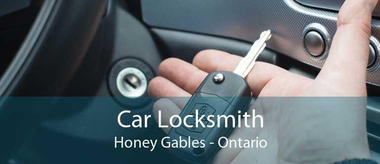 Car Locksmith Honey Gables - Ontario