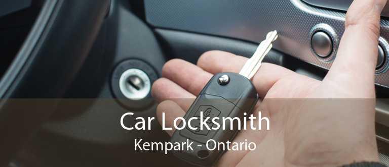 Car Locksmith Kempark - Ontario