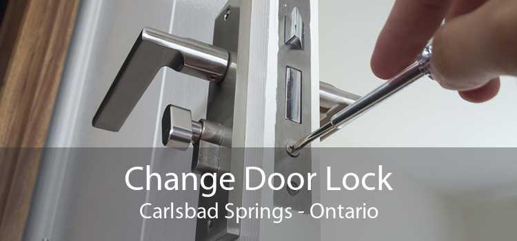 Change Door Lock Carlsbad Springs - Ontario