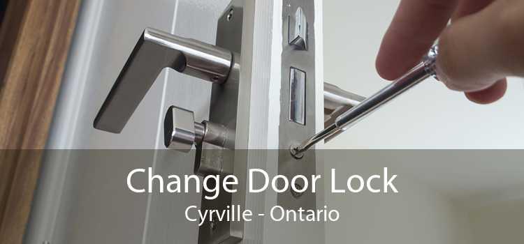 Change Door Lock Cyrville - Ontario