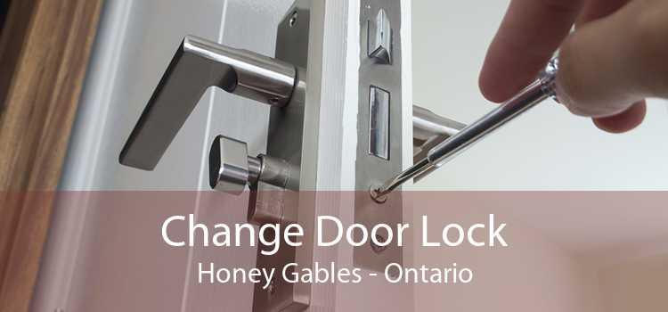 Change Door Lock Honey Gables - Ontario