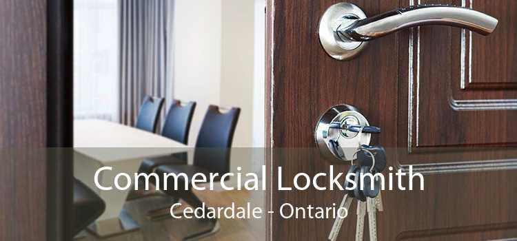 Commercial Locksmith Cedardale - Ontario