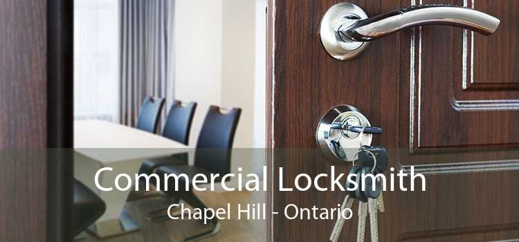 Commercial Locksmith Chapel Hill - Ontario