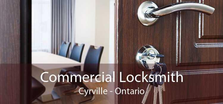 Commercial Locksmith Cyrville - Ontario