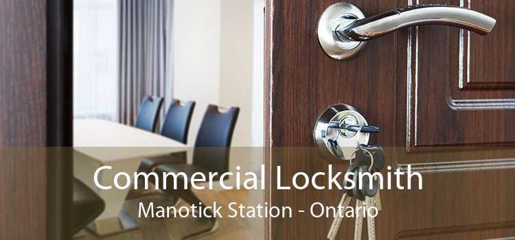 Commercial Locksmith Manotick Station - Ontario