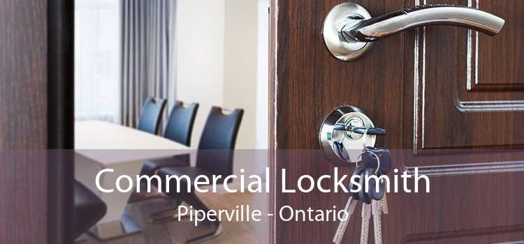 Commercial Locksmith Piperville - Ontario