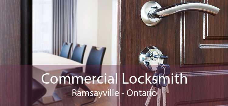 Commercial Locksmith Ramsayville - Ontario