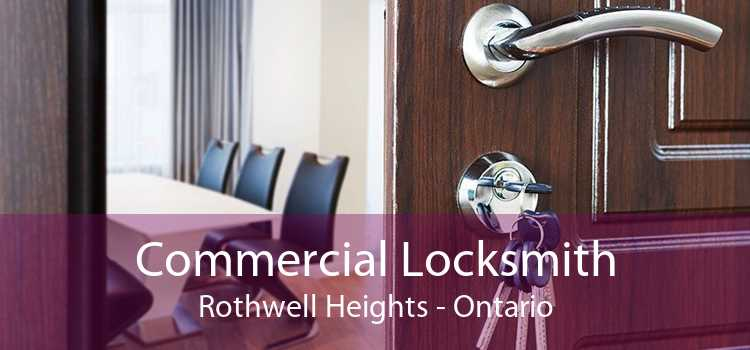 Commercial Locksmith Rothwell Heights - Ontario
