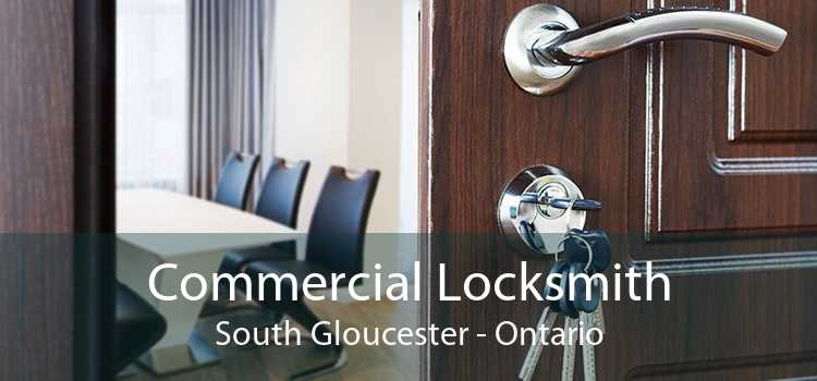 Commercial Locksmith South Gloucester - Ontario