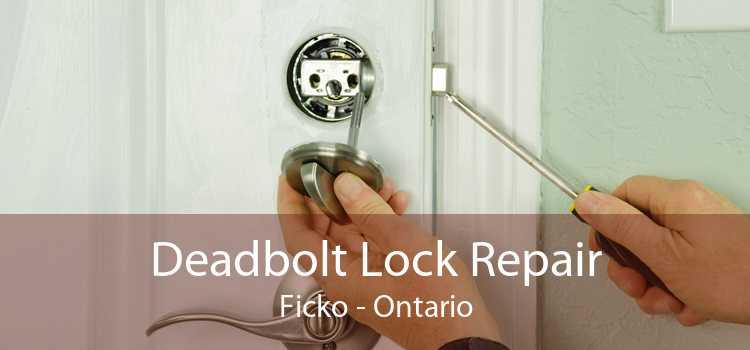 Deadbolt Lock Repair Ficko - Ontario