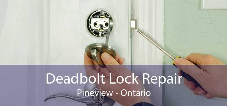 Deadbolt Lock Repair Pineview - Ontario