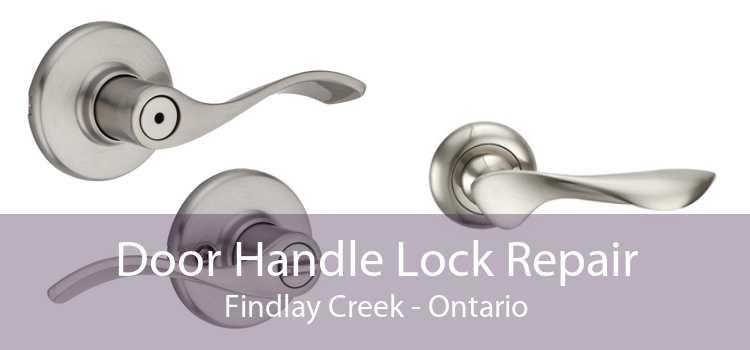 Door Handle Lock Repair Findlay Creek - Ontario