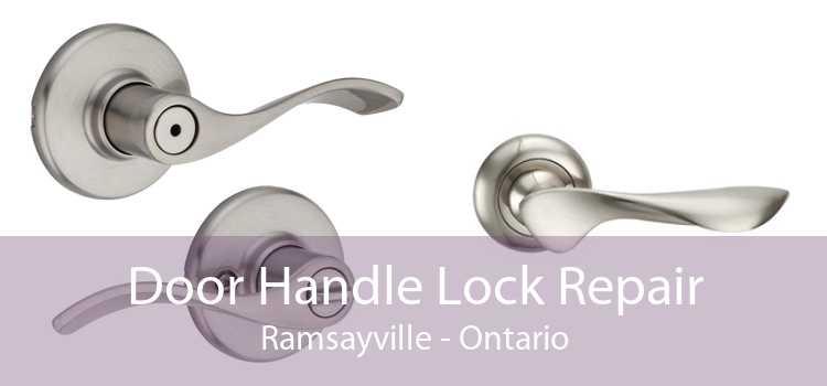 Door Handle Lock Repair Ramsayville - Ontario