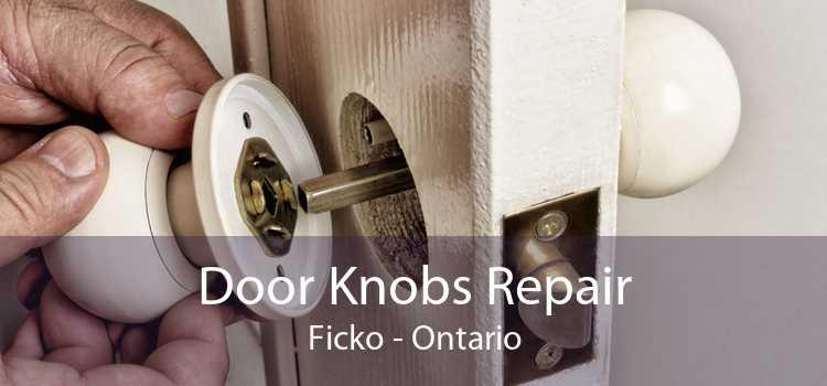 Door Knobs Repair Ficko - Ontario