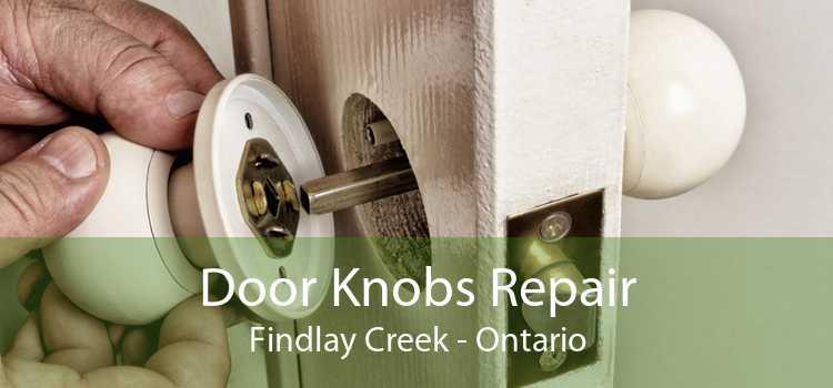Door Knobs Repair Findlay Creek - Ontario