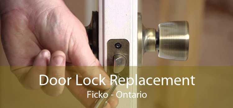 Door Lock Replacement Ficko - Ontario