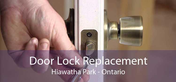 Door Lock Replacement Hiawatha Park - Ontario