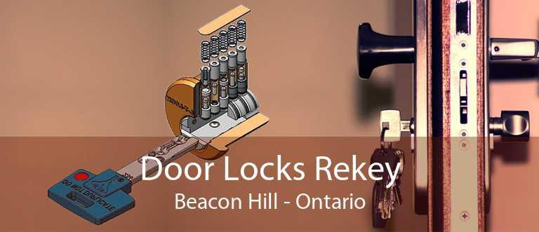 Door Locks Rekey Beacon Hill - Ontario