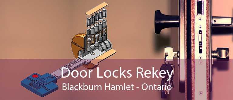 Door Locks Rekey Blackburn Hamlet - Ontario