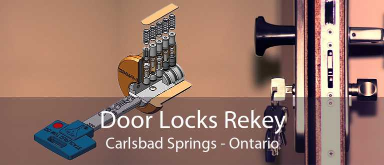 Door Locks Rekey Carlsbad Springs - Ontario