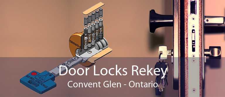 Door Locks Rekey Convent Glen - Ontario