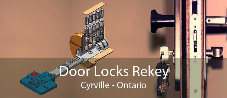 Door Locks Rekey Cyrville - Ontario