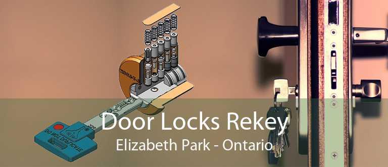 Door Locks Rekey Elizabeth Park - Ontario